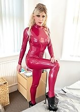 Joanna Jet - Fully Clad Latex