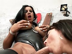 Fetish Hardcore Action With AlineAnd gg Patricia